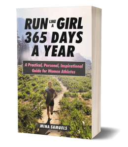 Run Like A Girl 365 Days A Year